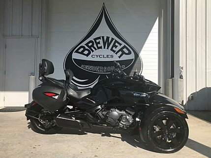 2017 Can-Am Spyder F3 for sale 200624860